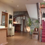 Réception Hôtel Ecu France Cantal