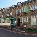 Présentation Hôtel Ecu france Mauriac