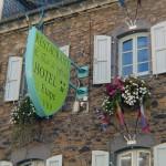 Présentation Hôtel Restaurant Ecu france Mauriac