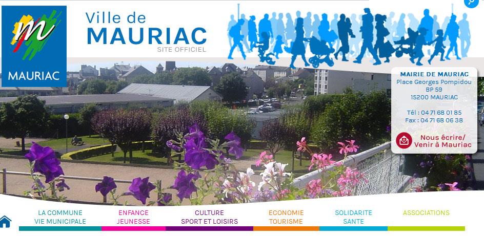 Ville de Mauriac